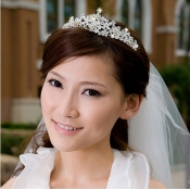 Romantic Diamond Wedding/Party Headbands/Head Piec