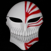 New Halloween Cosplay PVC Mask