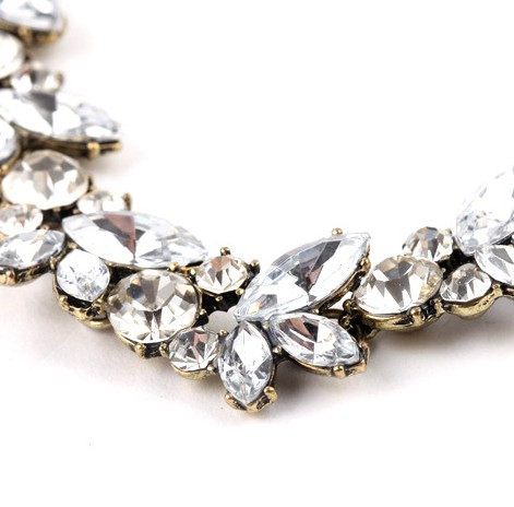 Fashion Crystal Necklace
