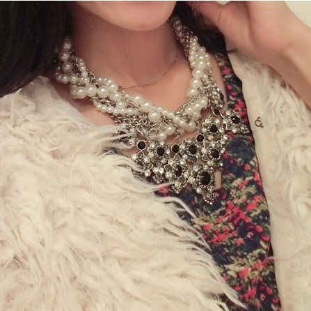 Fashion Pearl Necklace