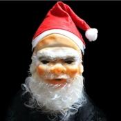 Cheap Fashion Mask Shaped Christmas Hat