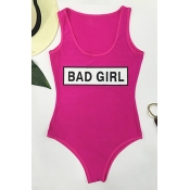 poppoly bad girl one piece swimsuit