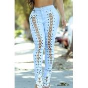 Bandage jeans