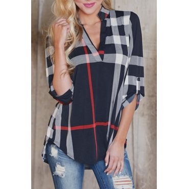 Ready For Anything Print Casual Shirt(Non Positioning Printing)