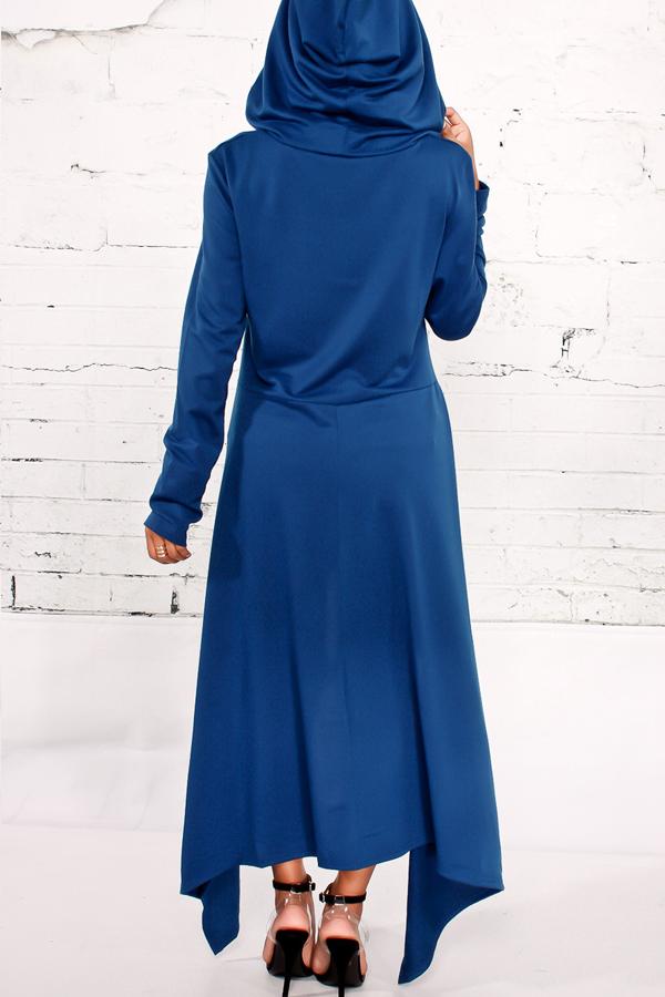 Maglie maniche lunghe a collo rotondo Leisure Cotton Blends Pullovers