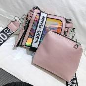 Lovely Pink See-Through Versipacks