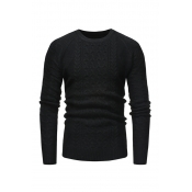 Lovely Euramerican Pullover Black Sweaters