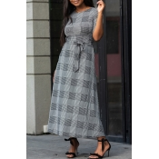 Lovely [Presale]Stylish Half Sleeve Black-white Pl