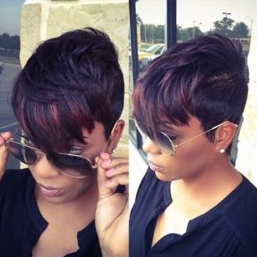 Lovely Trendy Gradual Change Brown Wigs