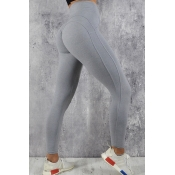 Lovely Sportswear Skinny Grey Leggings