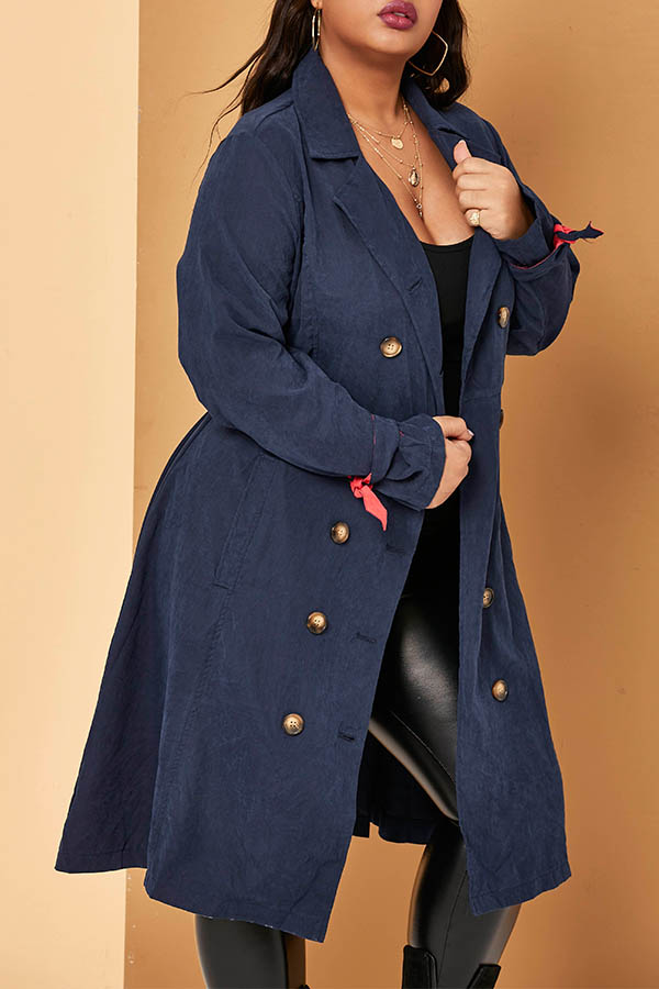 Looking for Plus Size Trench Coat - Here are the quick