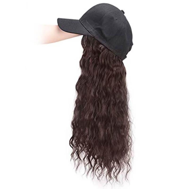 Lovely Sweet Cap Black Wigs