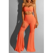 Lovely Leisure Off The Shoulder Jacinth Two-piece