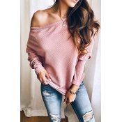 Lovely Leisure Basic Pink Blouse