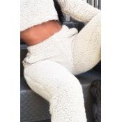 Lovely Trendy White Pants