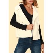 Lovely Velvet Work Regular  Vests&Waistcoats