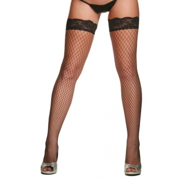 Lovely Sexy Hollow-out Black Bodystocking