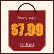 Lovely Lovely Lucky Bag - 6 pcs Random Products -