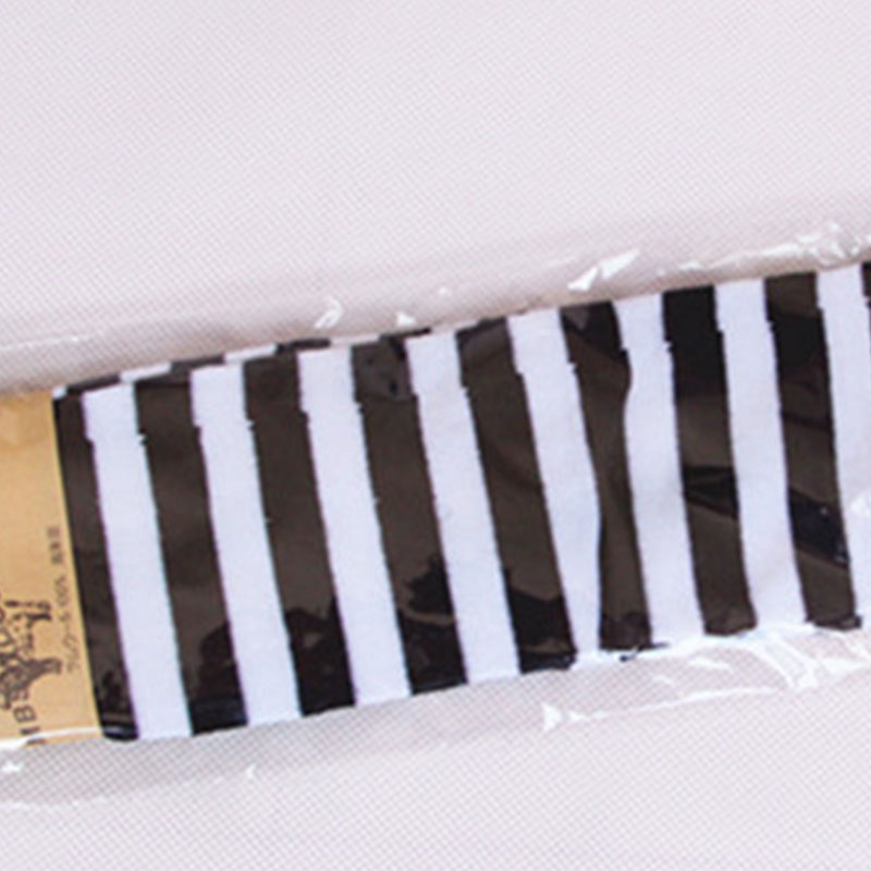 Lovely Casual Striped Long Socks