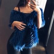 Lovely Sweet Blue Scarves