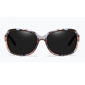 Lovely Trendy Big Frame Design Red Sunglasses