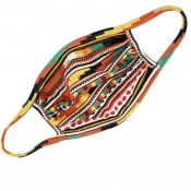 lovely Cosy Print Dustproof Multicolor Face Protec