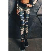 lovely Sportswear Camo Print Pants