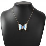 lovely Chic Butterfly Blue Bracelet