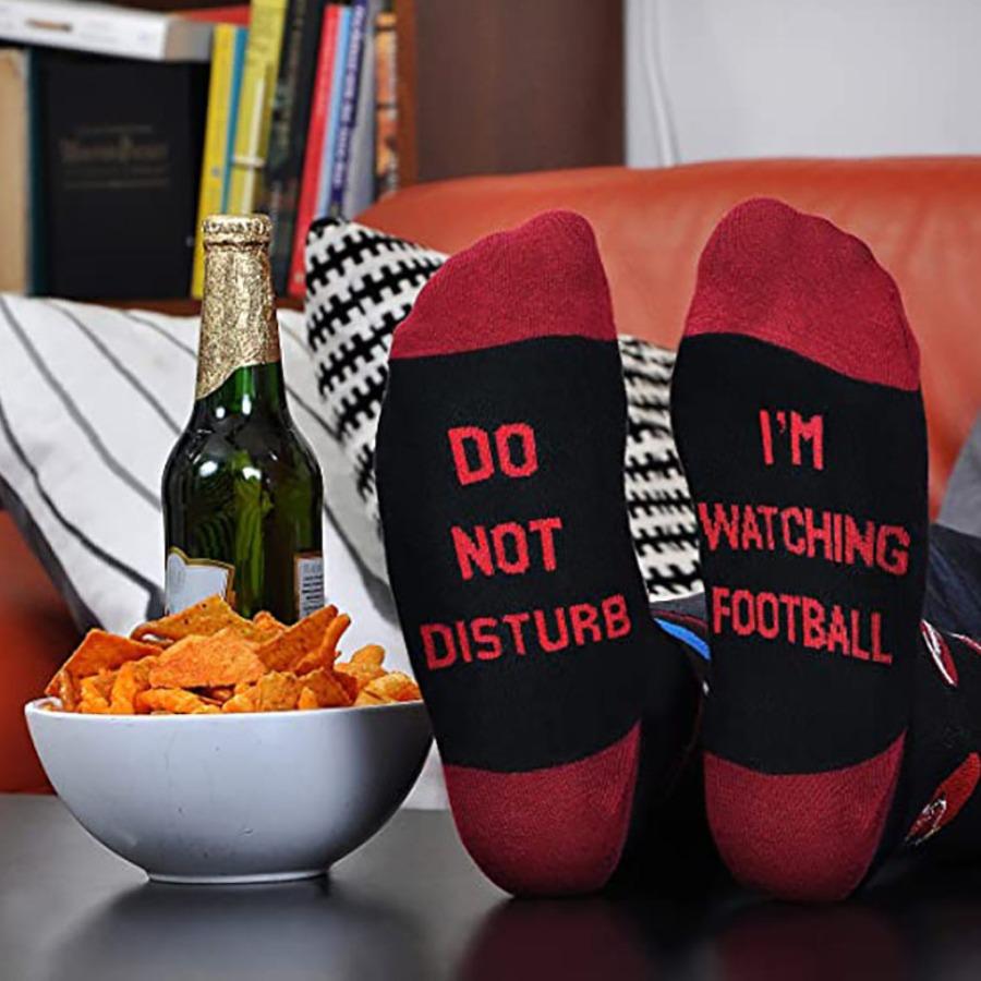 Lovely Sportswear Letter Black Socks фото