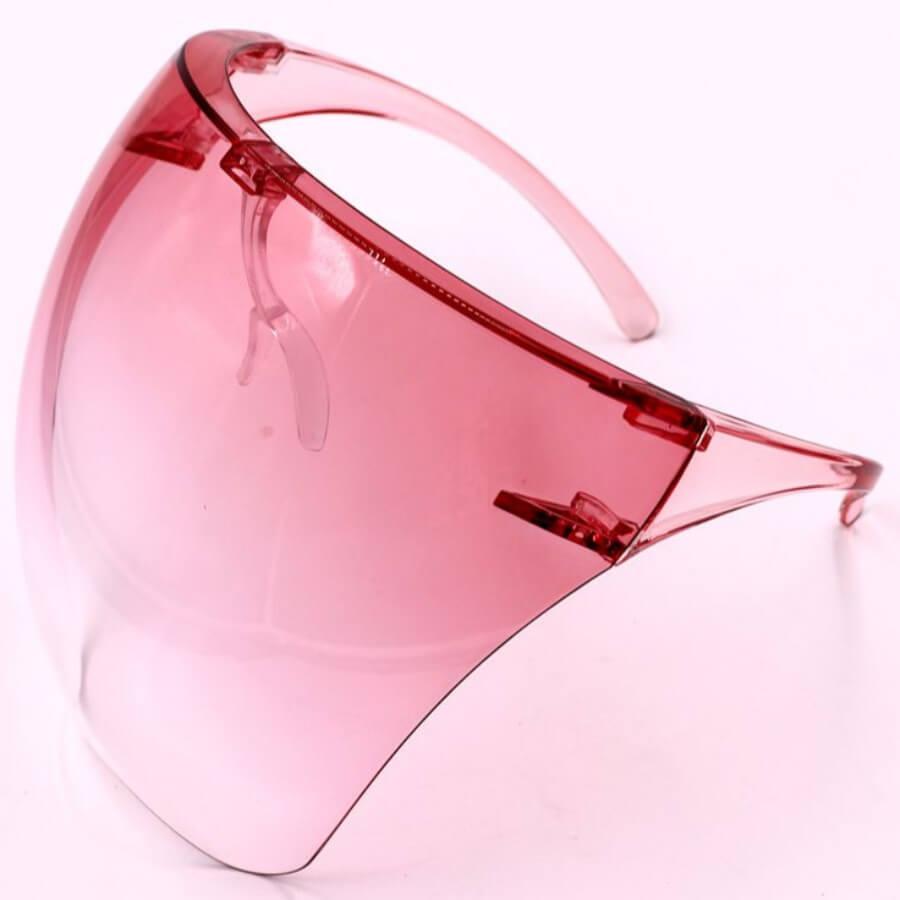 LW Chic Gradient Red Sunglasses