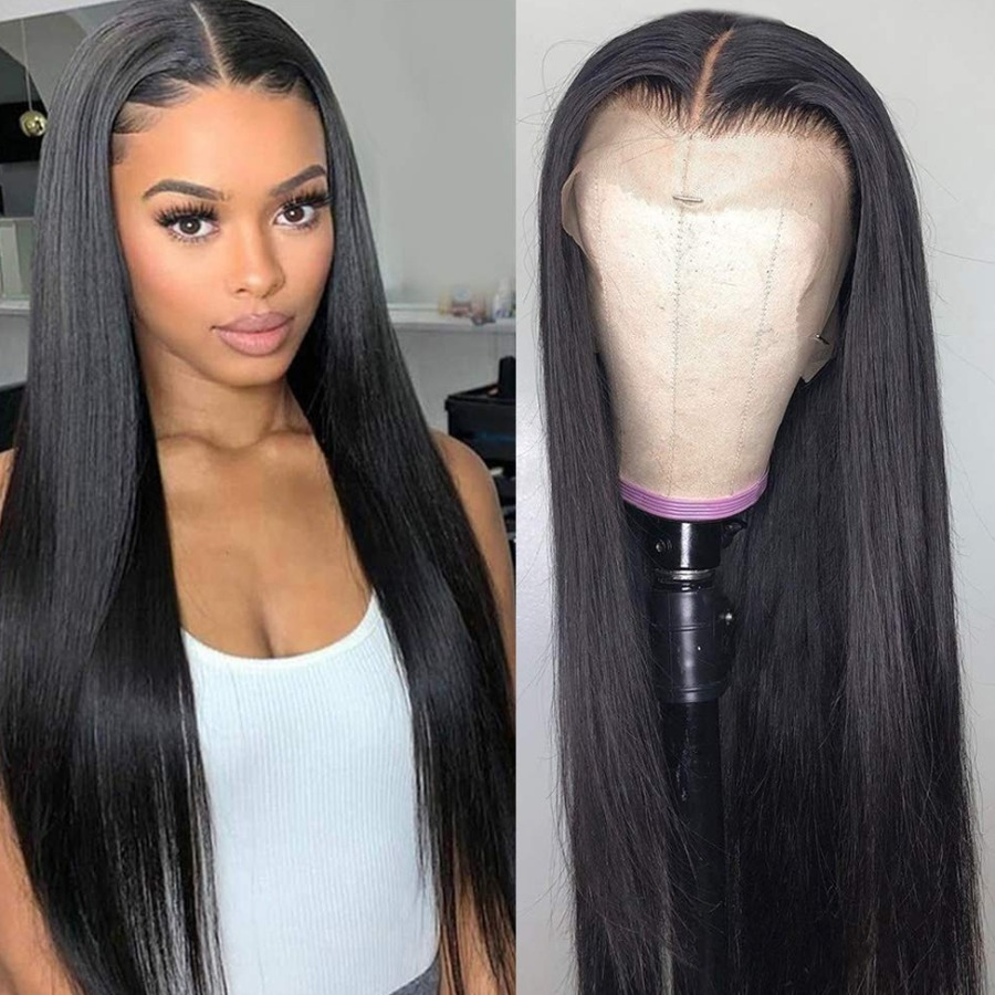 Lovely Casual High-temperature Resistance Black Wig