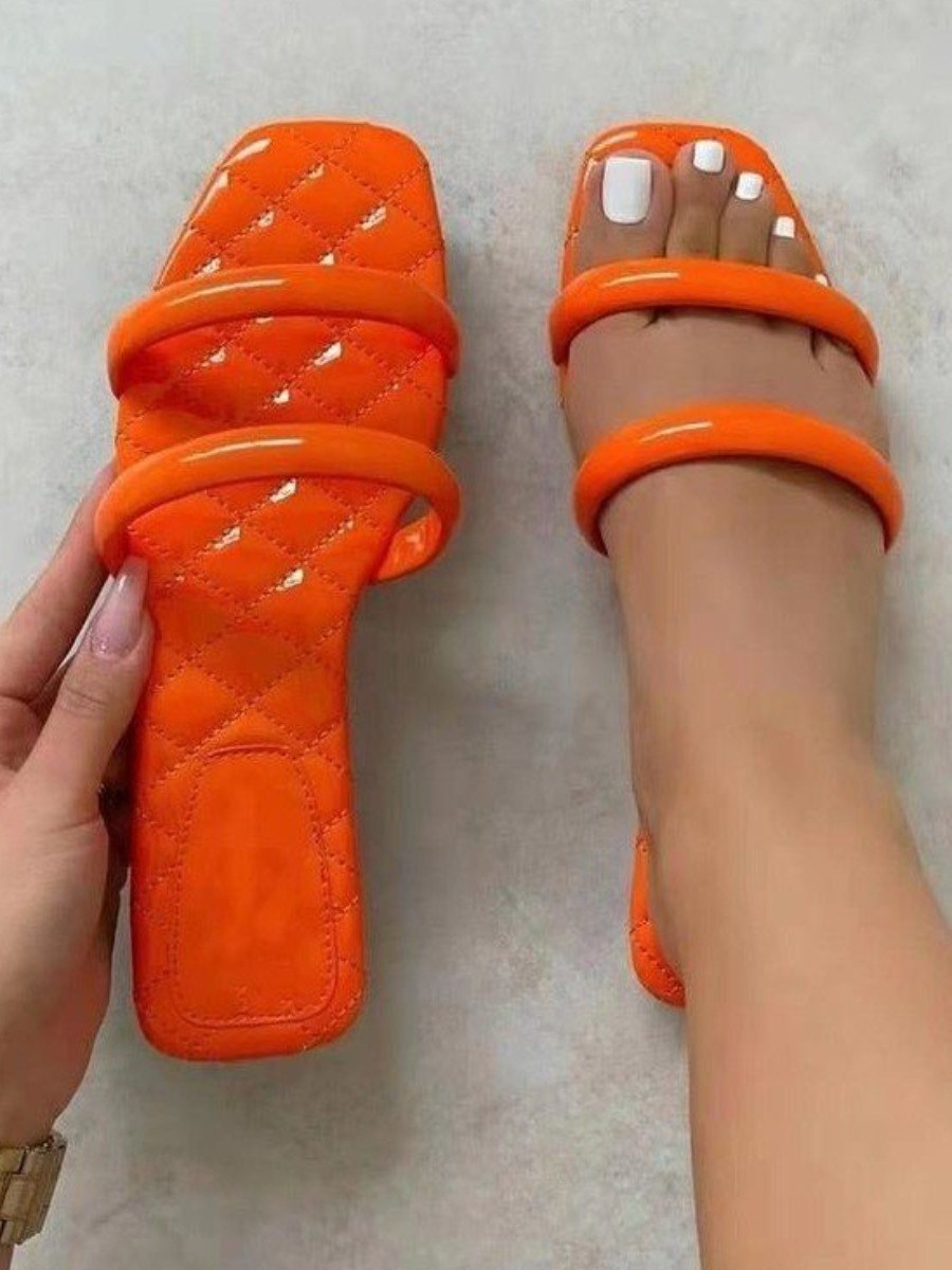 Lovely Casual Bandage Design Croci Sandals