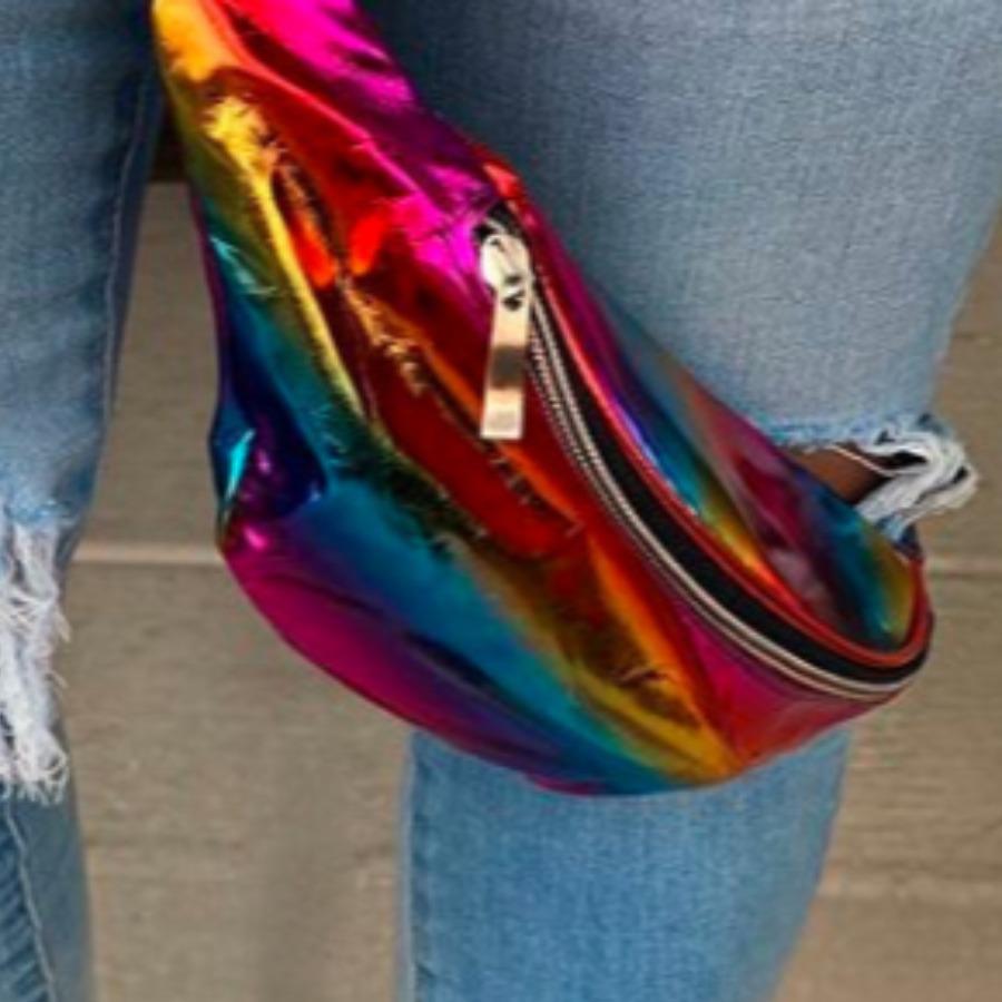 LW Rainbow Gradient Bum Bag